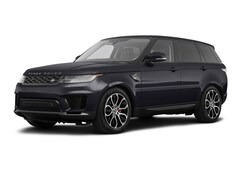 2021 Land Rover Range Rover Sport HSE PHEV HSE Silver Edition