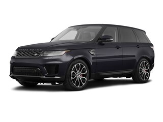 New 2021 Land Rover Range Rover Sport HSE PHEV HSE Silver Edition for sale in Thousand Oaks, CA