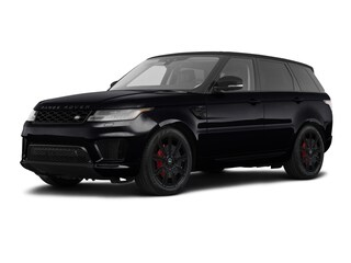 New 2021 Land Rover Range Rover Sport HST Sport Utility Sudbury MA