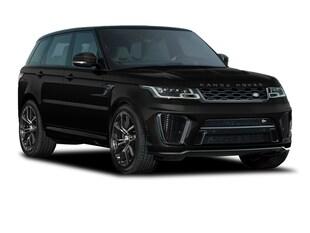 2021 Land Rover Range Rover Sport SVR V8 Supercharged SVR Carbon Edition