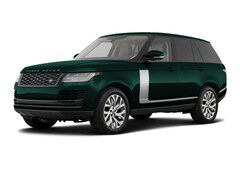 New 2021 Range Rover SUV for Sale Near Boston