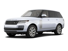 New 2021 Land Rover Range Rover Autobiography PHEV PHEV Autobiography for Sale in Fife WA