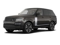 new 2021 Land Rover Range Rover Autobiography Fifty Edition SUV near Savannah