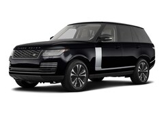 New 2021 Range Rover SUV for Sale Near Boston