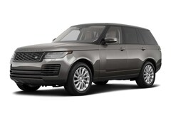 2021 Land Rover Range Rover HSE SUV