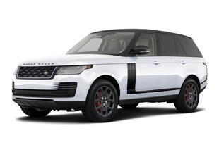 2021 Land Rover Range Rover SVAutobiography LWB SV Autobiography LWB