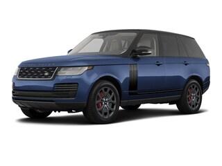 New 2021 Land Rover Range Rover SVAutobiography Dynamic Sport Utility Sudbury MA