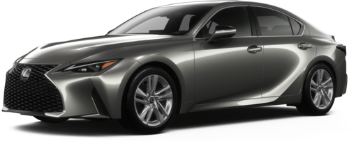 2021 Lexus IS 300 Sedan
