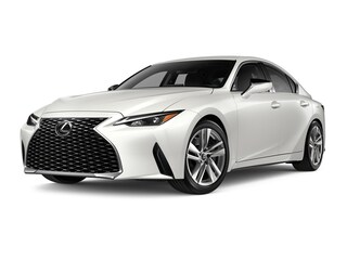2021 LEXUS IS 300 Sedan