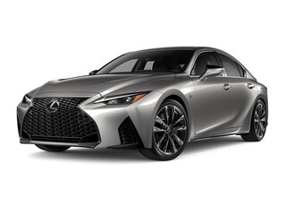 2021 LEXUS IS 350 F Sport Series 3 Base Sedan