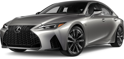 2021 Lexus IS 350 Sedan