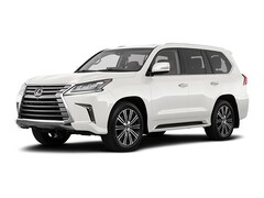 2021 LEXUS LX 570 Two-Row SUV For Sale in Winston-Salem
