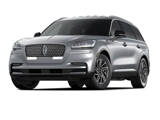 2021 Lincoln Aviator SUV Silver Radiance