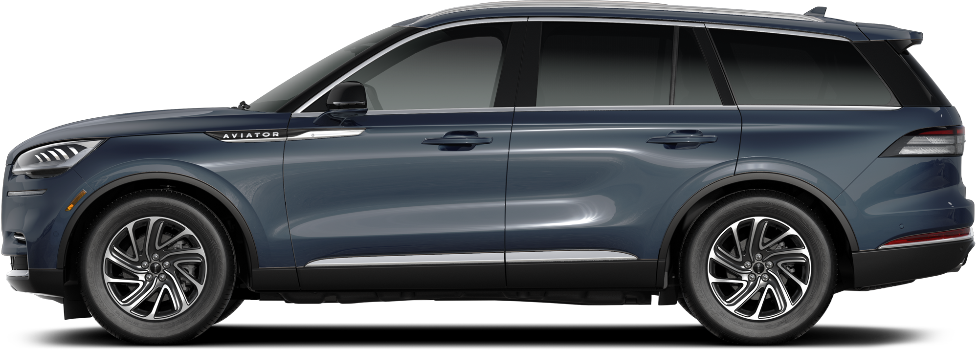 2021 Lincoln Aviator SUV Standard