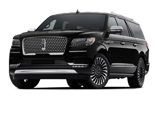 2021 Lincoln Navigator L Black Label SUV