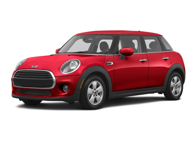 2021 MINI Hardtop 4 Door Oxford Edition