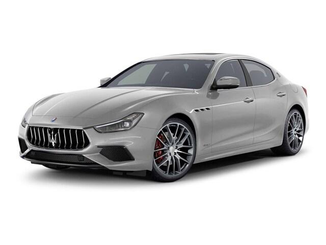 2021 Maserati Ghibli Sedan