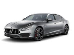 New 2021 Maserati Quattroporte S Sedan Near Miami