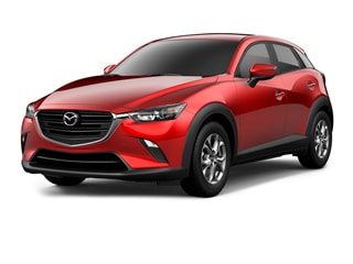 2021 Mazda Mazda CX-3 SUV Soul Red Crystal Metallic