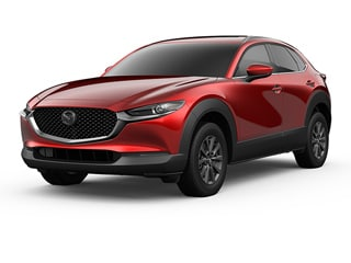 2021 Mazda Mazda CX-30 SUV Soul Red Crystal Metallic
