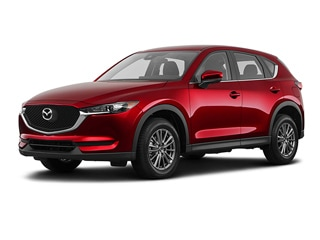 2021 Mazda Mazda CX-5 SUV Soul Red Crystal Metallic