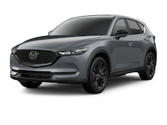 New 2021 Mazda Mazda CX-5 Carbon Edition SUV for sale in Cranston, RI