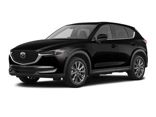 New 2021 Mazda Mazda CX-5 Grand Touring SUV M595 for Sale in Evansville at Evansville Mazda