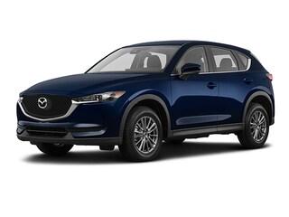 New 2021 Mazda Mazda CX-5 Touring SUV M587 for Sale in Evansville at Evansville Mazda