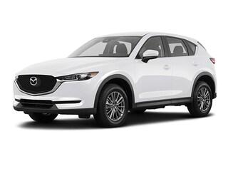 New 2021 Mazda Mazda CX-5 Touring SUV M589 for Sale in Evansville at Evansville Mazda