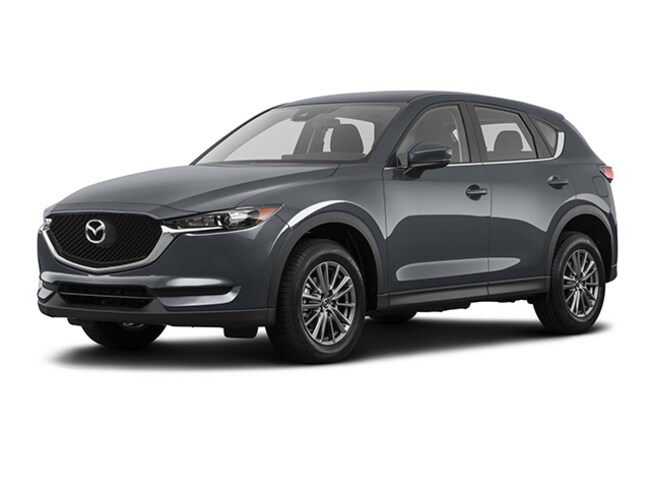 New 2021 Mazda Mazda CX-5 Touring SUV in Urbandale, IA