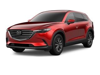 2021 Mazda Mazda CX-9 SUV Soul Red Crystal Metallic