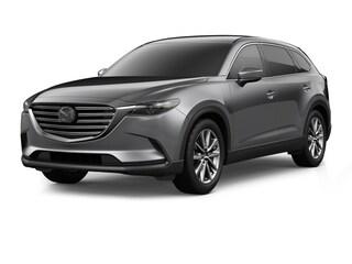 2021 Mazda Mazda CX-9 Grand Touring SUV Machine Gray Metallic