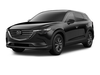 new Mazda vehicles 2021 Mazda Mazda CX-9 Touring SUV JM3TCBCY8M0500339 for sale near you in Canton, OH