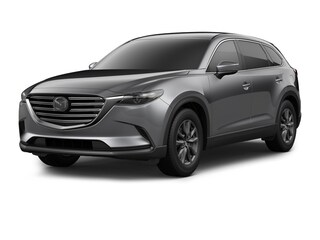 new Mazda vehicles 2021 Mazda Mazda CX-9 Touring SUV JM3TCBCY0M0509374 for sale near you in Canton, OH