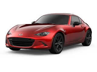 2021 Mazda Mazda MX-5 Miata RF Convertible Soul Red Crystal Metallic