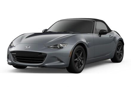 2021 Mazda Mazda MX-5 Miata Club Convertible