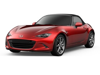 New 2021 Mazda Mazda MX-5 Miata Grand Touring Convertible for sale in Atlanta, GA