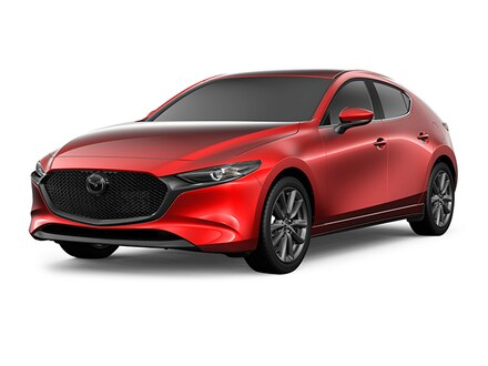 2021 Mazda Mazda3 Premium Package Hatchback