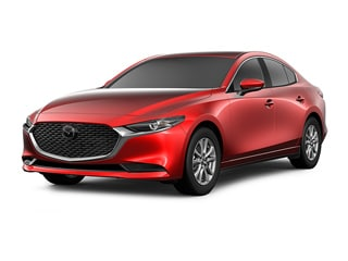 2021 Mazda Mazda3 Sedan Soul Red Crystal Metallic
