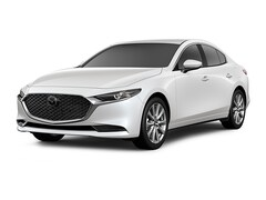 2021 Mazda Mazda3 Preferred Package Sedan