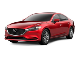 2021 Mazda Mazda6 Sedan Soul Red Crystal Metallic