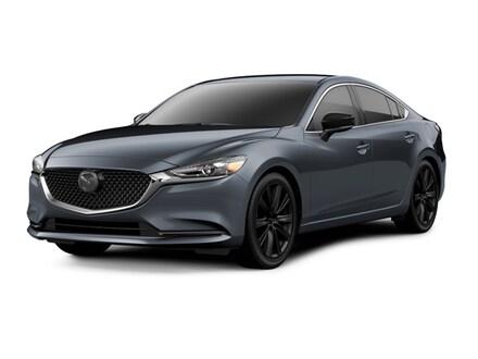 2021 Mazda Mazda6 Grand Touring Reserve Sedan