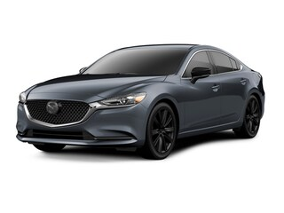 New 2021 Mazda Mazda6 Carbon Edition Sedan in Danbury, CT