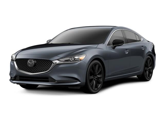 New 2021 Mazda Mazda6 Carbon Edition Sedan for sale or lease in Lakeland FL