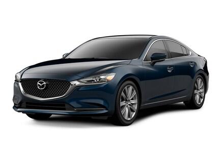 New 2021 Mazda Mazda6 Grand Touring Reserve Sedan Reading, PA