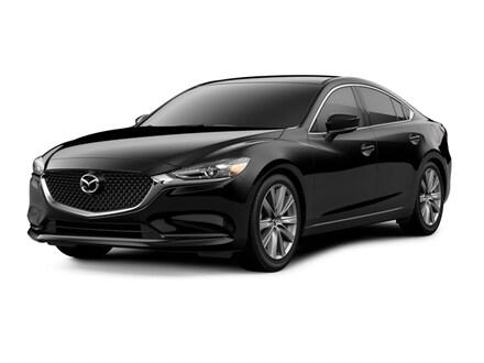 2021 Mazda6 Grand Touring Reserve