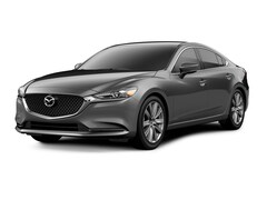 New 2021 Mazda Mazda6 Grand Touring Reserve Sedan JM1GL1WY1M1602091 for sale in Cuyahoga Falls, OH