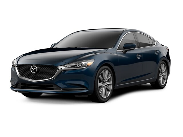 2021 Mazda Mazda6 Car