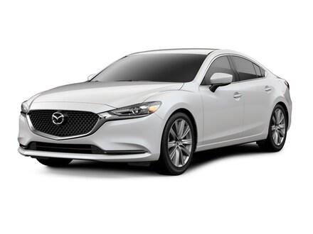 2021 Mazda Mazda6 Grand Touring Car
