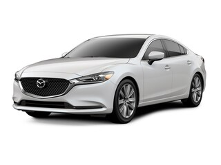 New 2021 Mazda Mazda6 Grand Touring Sedan in Danbury, CT